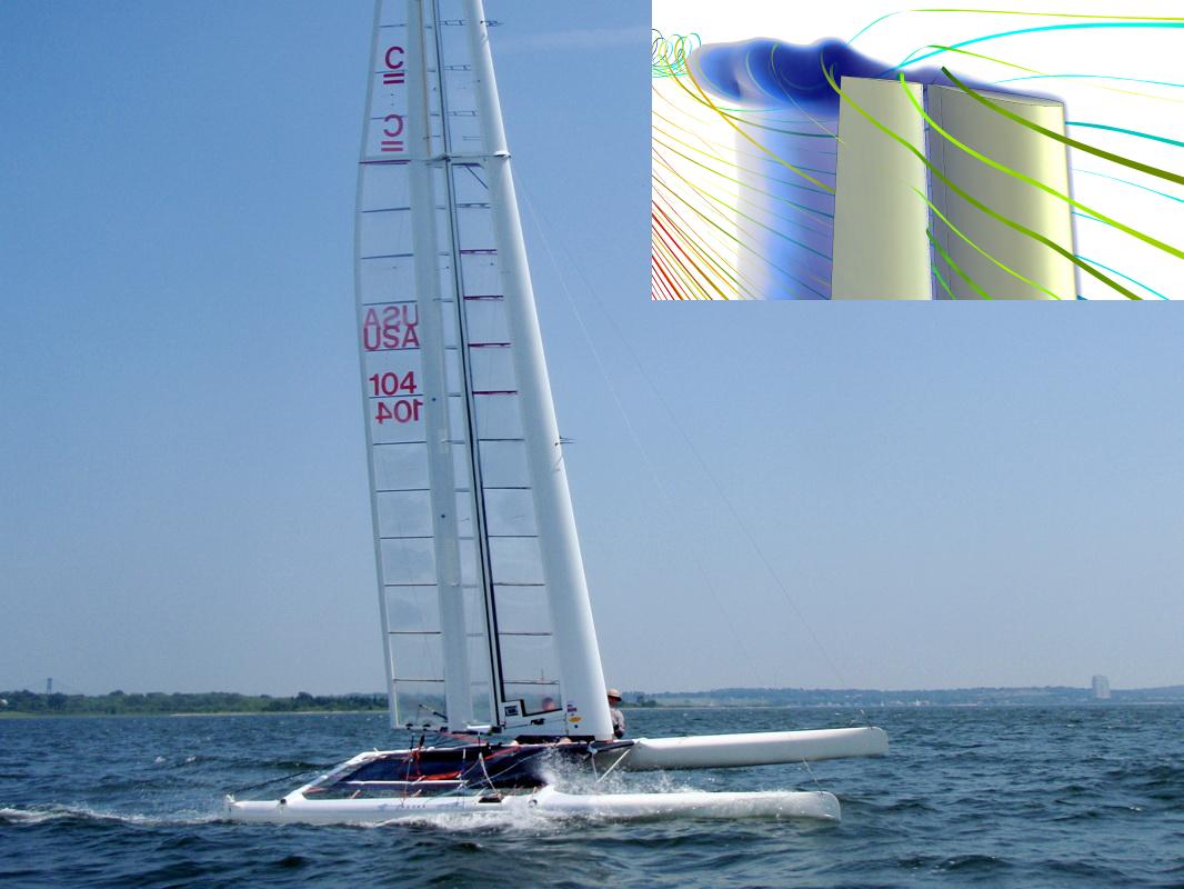 Flexsys Catamaran